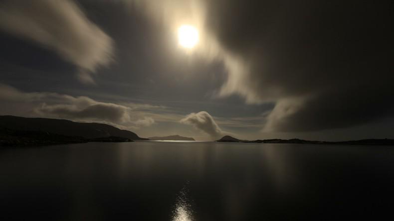 Taucher können Gasaustritt vor Alaska-Küste nicht verhindern - Meeresfauna bedroht