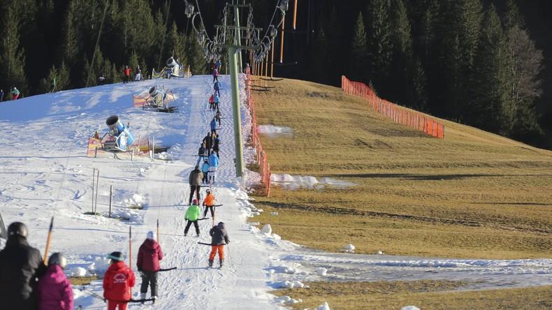 Forscher stellen fest, wann Alpen-Skigebiete verschwinden