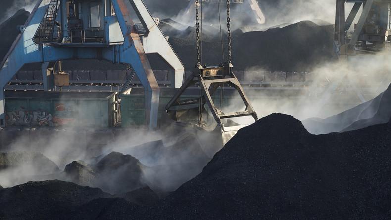 Ukraine will Kohle aus Südafrika, China und Australien ankaufen