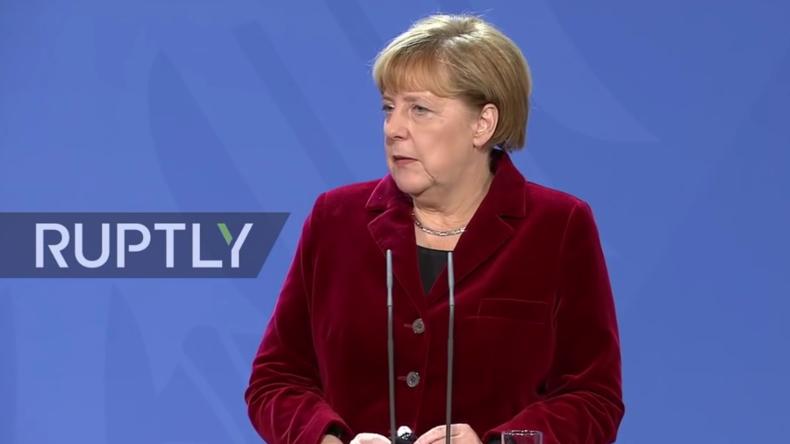 Live: Angela Merkel und kanadischer Premierminister Trudeau geben gemeinsame Pressekonferenz