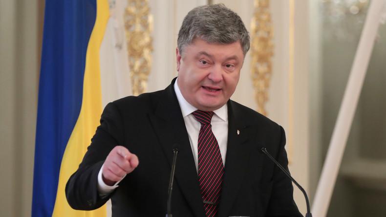 Poroschenkos Münchner Rede: Lasst uns den Aggressor auf seinen Platz weisen