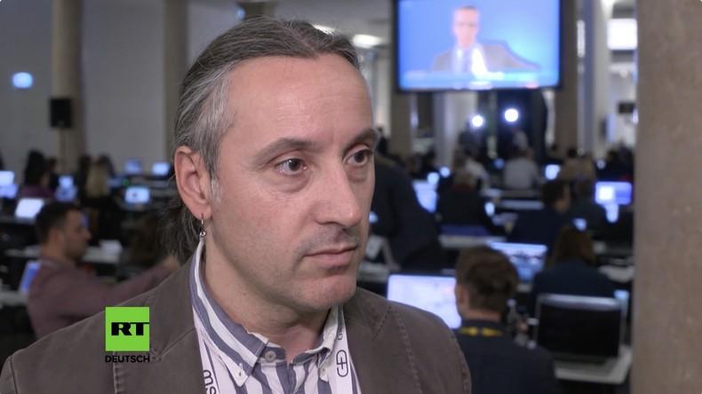 """Alexander Neu zur Münchner Sicherheitskonferenz: """"Keine Signale zur Entspannung"""""""