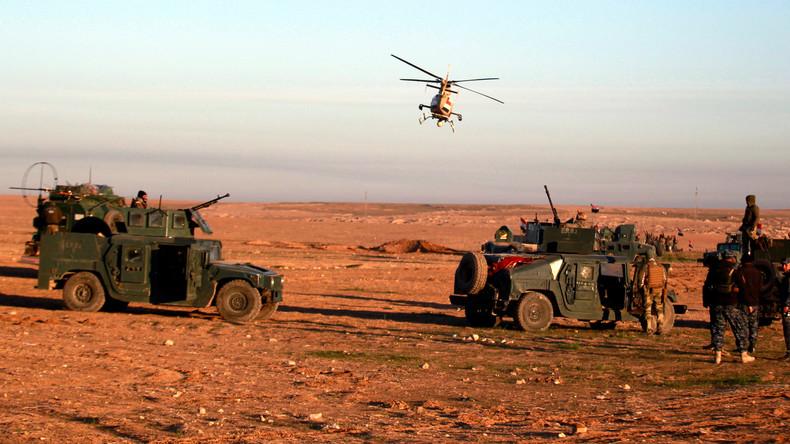 Bagdad startet Operation zur Befreiung von West-Mossul