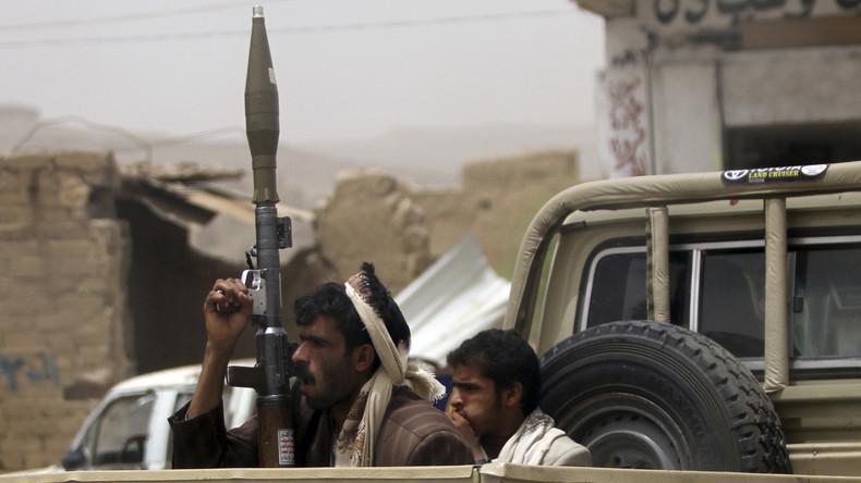 Jemen ruft UNO auf, Huthi-Kämpfer als Terroristen einzustufen