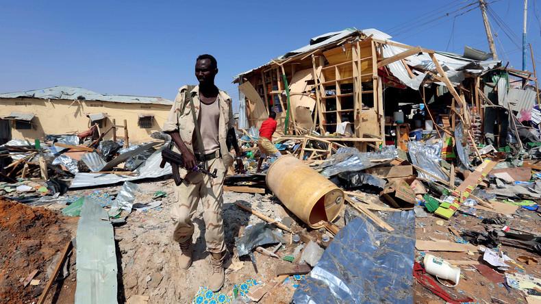 Terroranschlag in Somalia fordert mindestens 35 Menschenleben