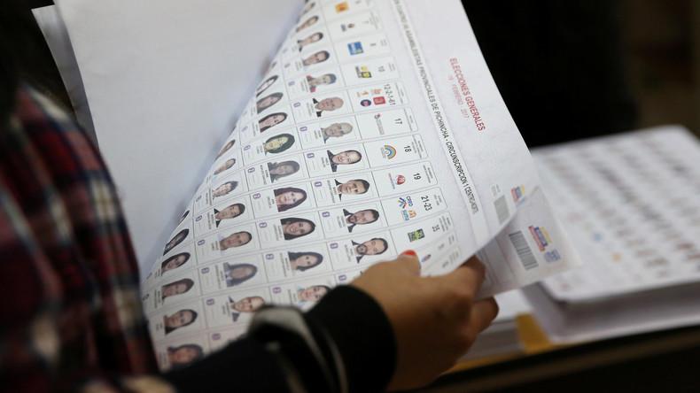Ecuador wählt Parlament und Staatschef