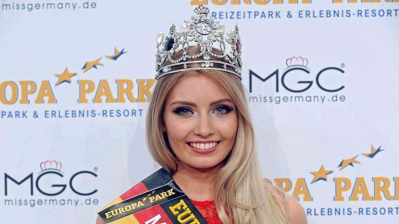 Miss Germany 2017 heißt Soraya Kohlmann und kommt aus Sachsen