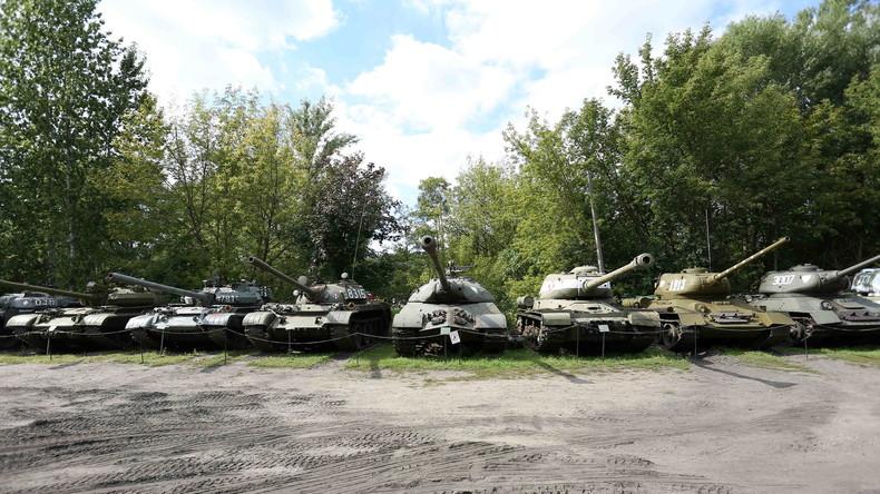 SIPRI-Studie: Russland und USA sind größte Waffenexporteure