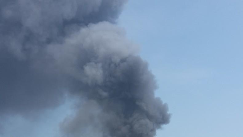 Bei Auto-Explosion in Syrien vier russische Militärberater gestorben
