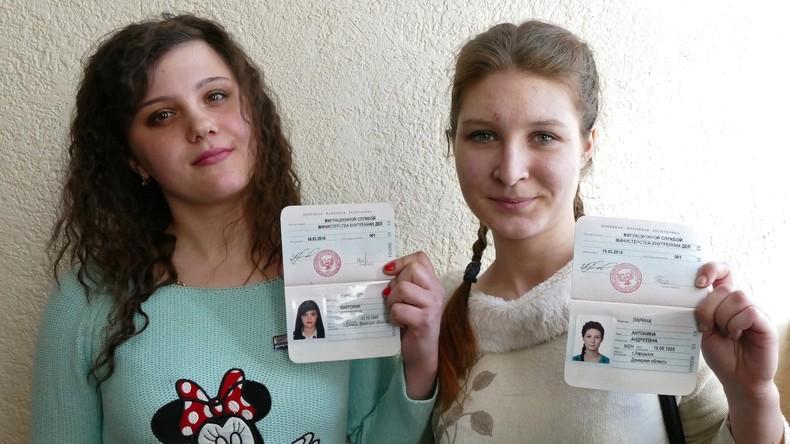 Kein Mensch ist illegal: Russland setzt im Ukraine-Konflikt auf Menschenrechte und Soziales