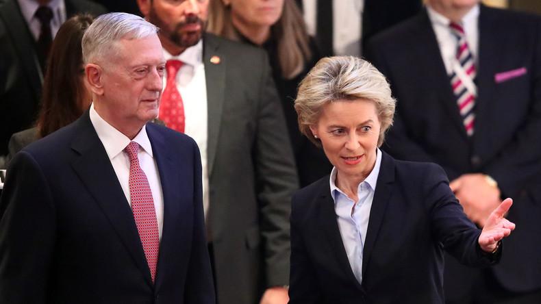 Münchener Unsicherheitskonferenz: Wie Trump die Fake-News-Fabrik vorführte