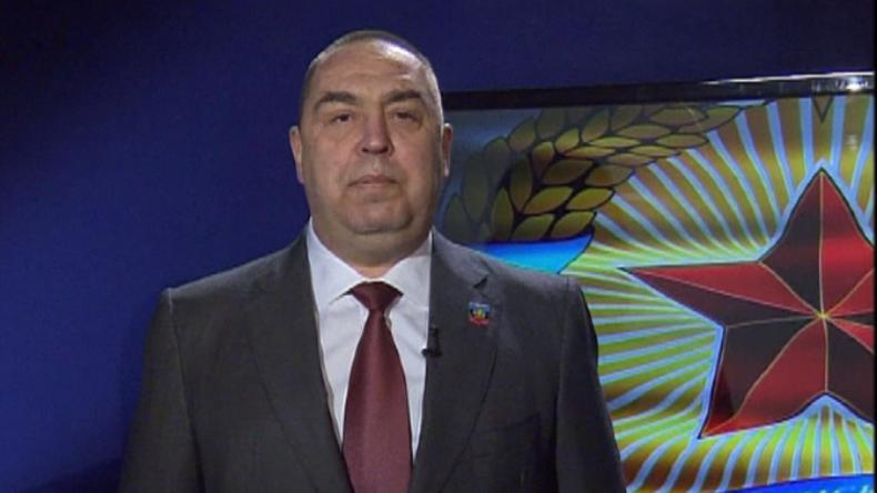 """Chef der Lugansker Volksrepublik: """"Wir möchten Putin aus tiefstem Herzen danken"""""""