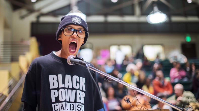 Tolerante Linke gegen Trump: Notfalls mit Gewalt