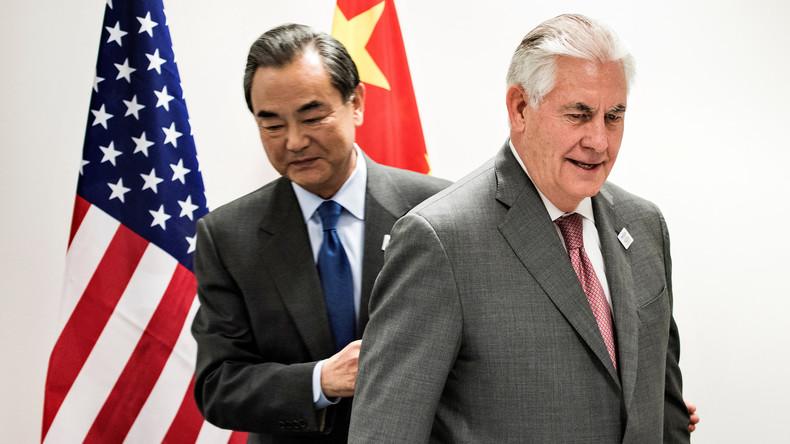 Zuckerbrot und Peitsche: Die China-Politik der neuen US-Regierung