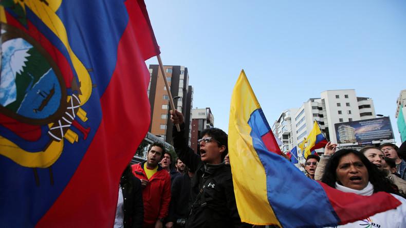 Wahlen in Ecuador: Zitterpartie für Lenin Moreno - Zweiter Wahlgang möglich