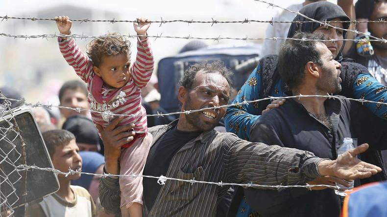 """""""Es gibt keine andere Möglichkeit"""" - Syrische Flüchtlinge in der Türkei verkaufen eigene Organe"""