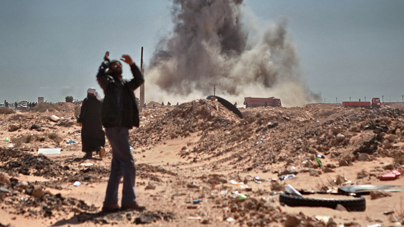 "Ahmed Gaddaf Al-Dam: ""Der Westen will Libyen zerstören"""