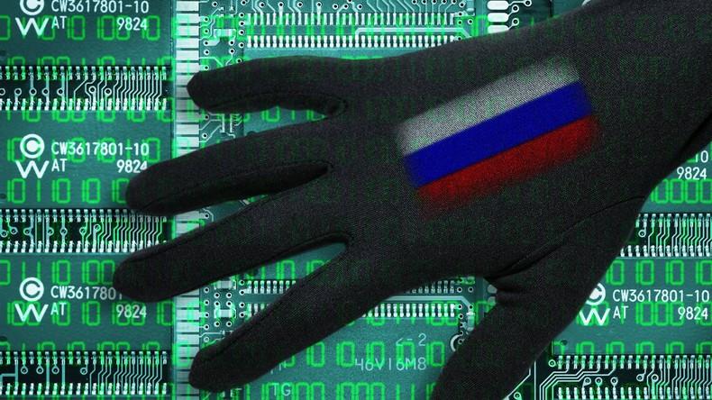 Cyberverbrecher tarnen sich als russische Hacker