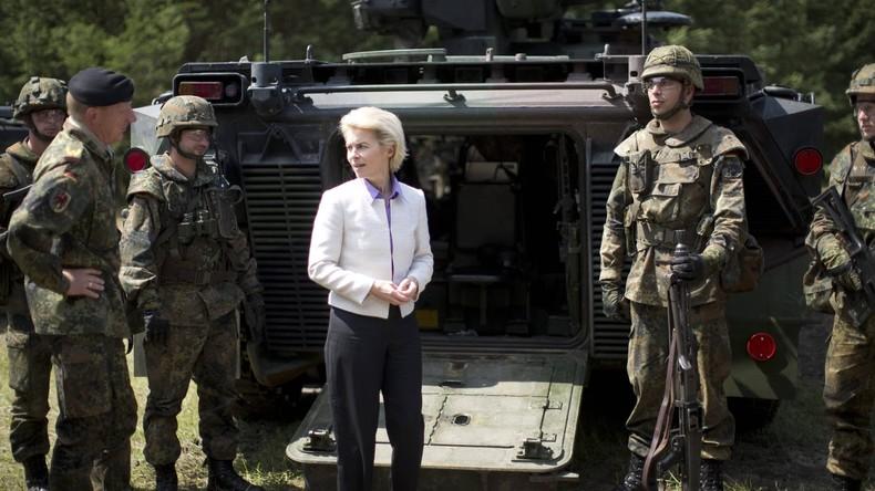 Bundeswehr schickt knapp 30 Panzer nach Litauen