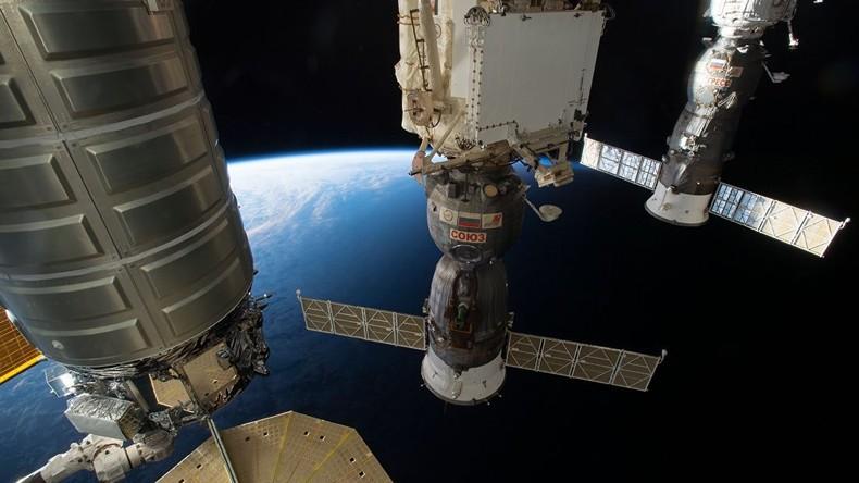 Letzte Sojus-U-Trägerrakete mit Raumfrachter Progress MS-05 vom Raumbahnhof Baikonur gestartet