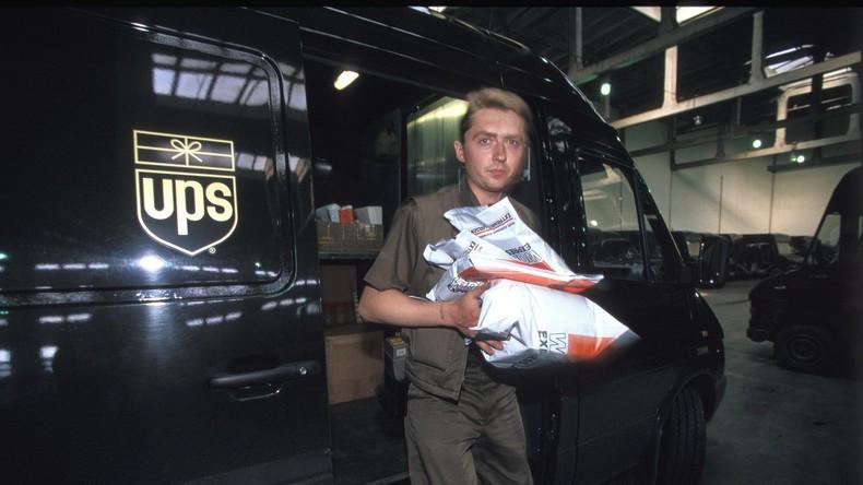 US-Postdienst UPS wird Pakete mit Drohnen liefern