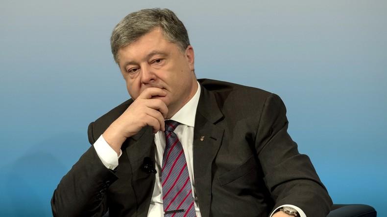 Ukrainischer Journalist erzählt über Poroschenkos Leiden beim Lesen von Facebook-Beiträgen