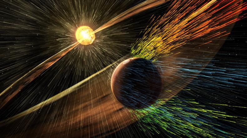 Entwicklung des Roten Planeten überholt wissenschaftliche Prognosen