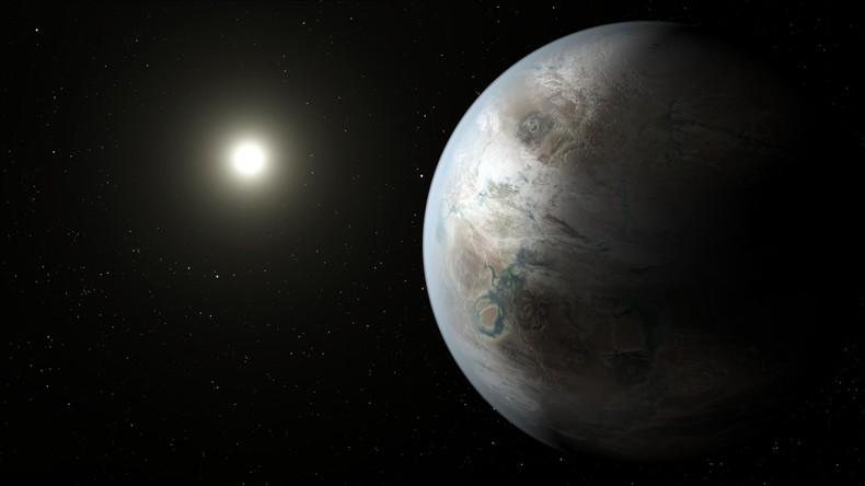 "Live ab 19 Uhr: NASA hält Pressekonferenz zu ""Entdeckung jenseits unseres Sonnensystems"""