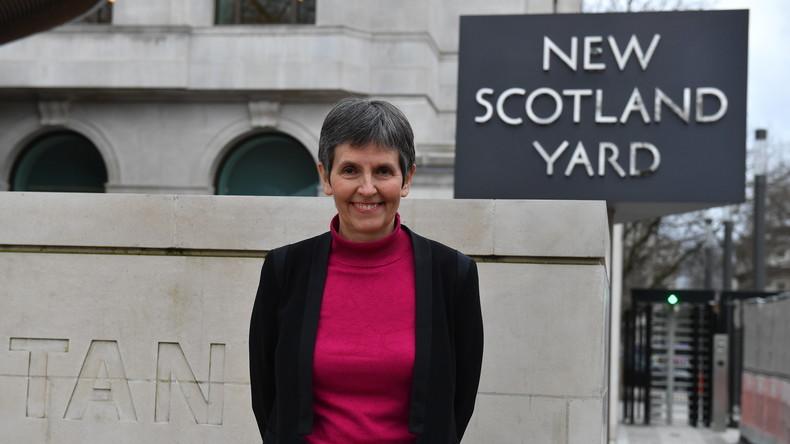 Erste Frau an der Spitze von Scotland Yard