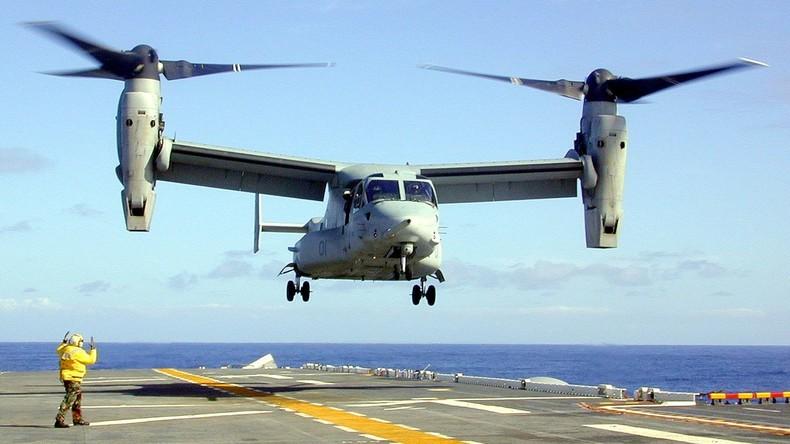 Japan soll Okinawas Einwohner für Fluglärm von US-Kampfjets mit 264 Millionen Dollar entschädigen