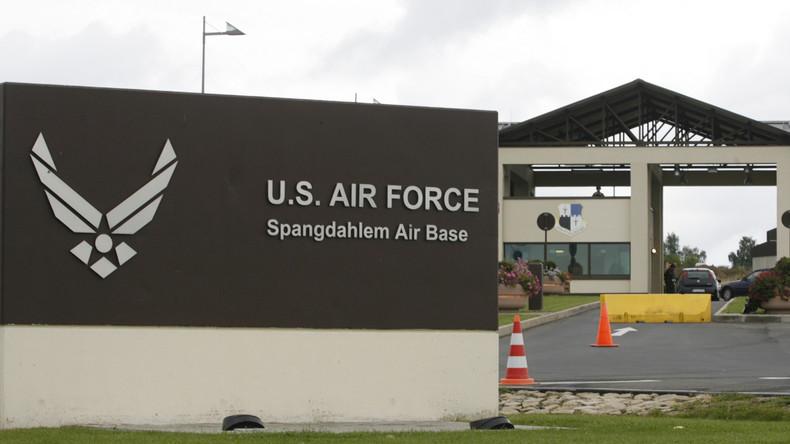 US-Militärbasis in Spangdahlem
