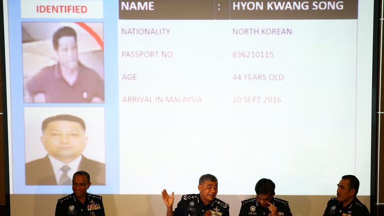 Giftmord an Kim Jong Nam: Die Verdächtigen sind schon längst in Nordkorea