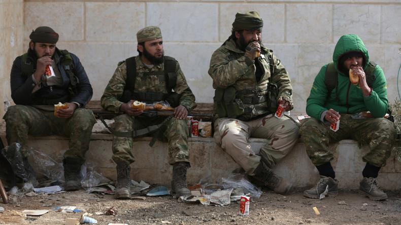 Syrische Milizen nehmen IS-Hochburg Al-Bab ein