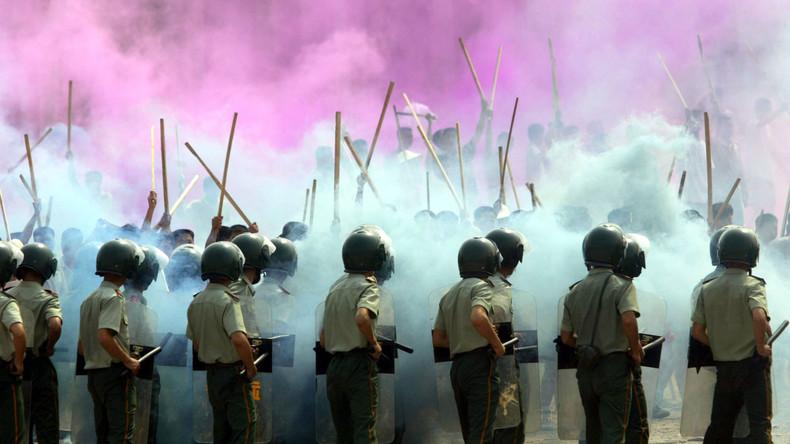 Wenn in China das Militär rebelliert: Protest chinesischer Veteranen gegen schlechten Lebensstandard