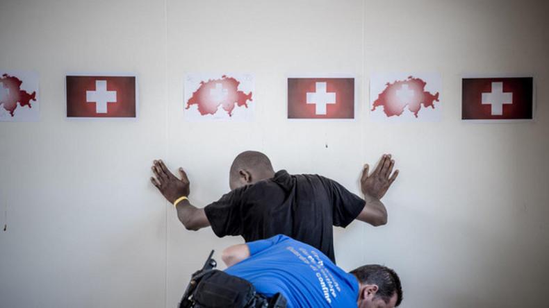 Schweiz: TV-Serie soll nigerianische Flüchtlinge abschrecken