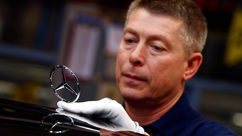 Daimler investiert 250 Millionen US-Dollar in Russland und baut ab 2019 Mercedes-Autos in Moskau