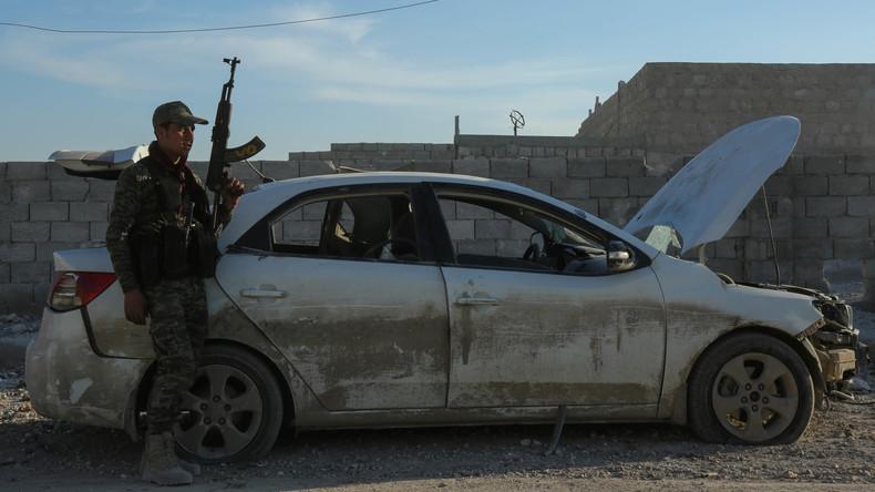 Syrien: Starke Explosion in Al-Bab fordert mehrere Menschenleben