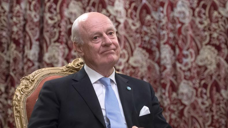 Syrien-Verhandlungen: Moskau-Gruppe spricht vom ersten Durchbruch