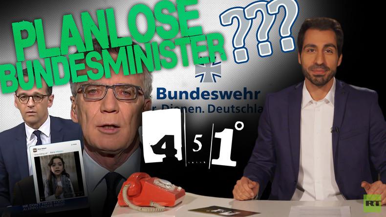 451Grad: Minister ohne Plan - Deutsche Bundeswehr auf Tour [22]