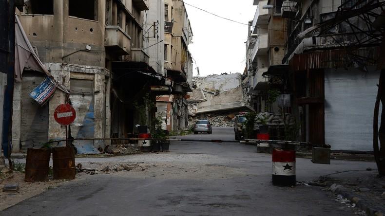 Anschlagsserie in Homs fordert mindestens 35 Menschenleben