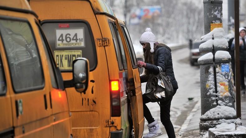 RT Deutsch Spezial: Moldawien-Reportage - Im Sammeltaxi von Chisinau nach Tiraspol
