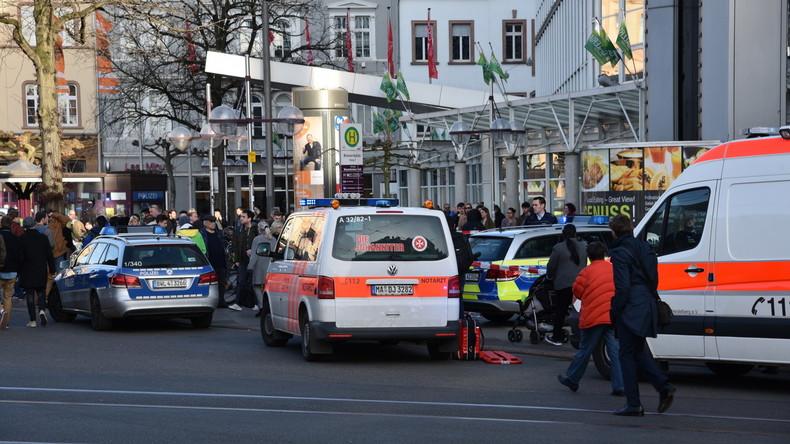 73-jähriger Fußgänger stirbt nach Autoattacke in Heidelberg