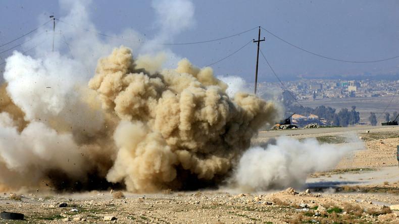 Saudi-Arabien flog 341 Angriffe auf IS-Stellungen in Syrien seit 2014
