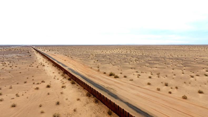Dank Mexiko-Mauer sollen die USA 64 Milliarden US-Dollar sparen