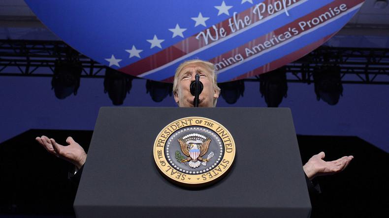 Medienberichte: Donald Trump fordert höhere Militärausgaben