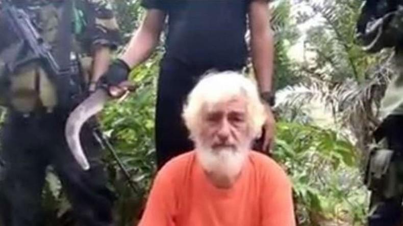 Terrorgruppe Abu Sayyaf: Wir haben deutsche Geisel Jürgen Kantner auf den Philippinen enthauptet