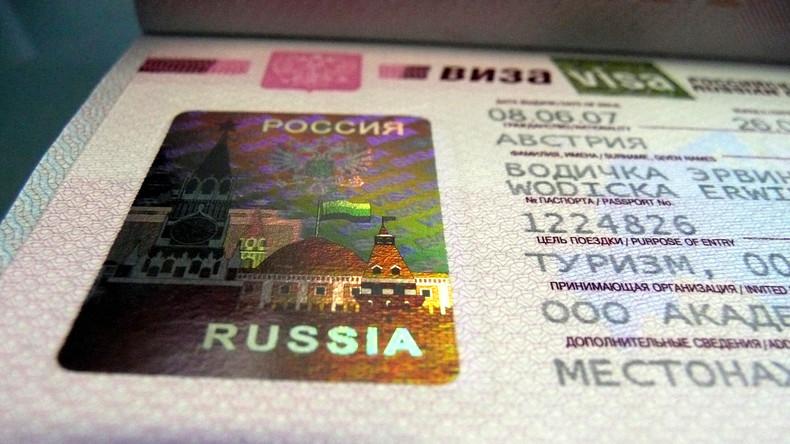 Verbessertes Geschäftsklima: Nachfrage von Visa für Russland steigt um 60 Prozent
