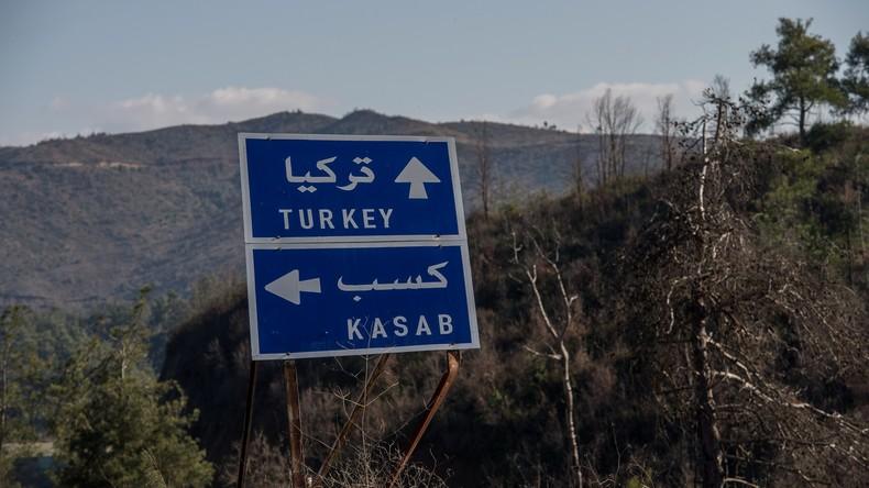 Festung Europa: EU treibt türkischen Mauerbau an syrischer Grenze voran