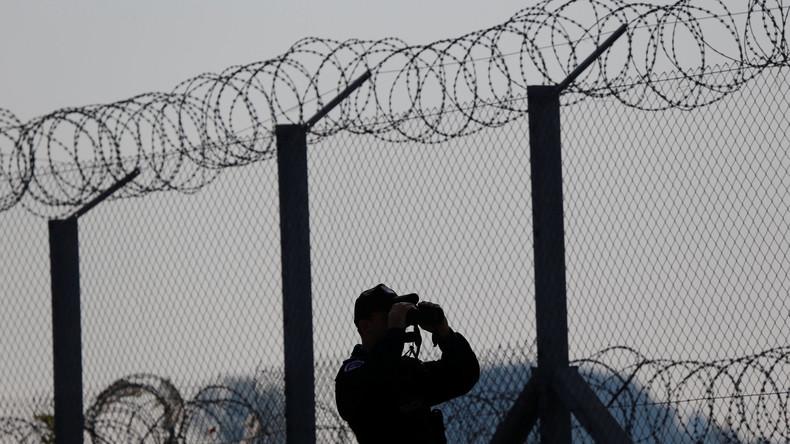 Ungarn startet Bau des zweiten Zaunabschnitts an Grenze zu Serbien