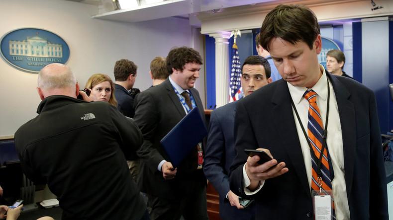 Weißes Haus will Smartphones der Angestellten zur Vorbeugung von Leaks prüfen